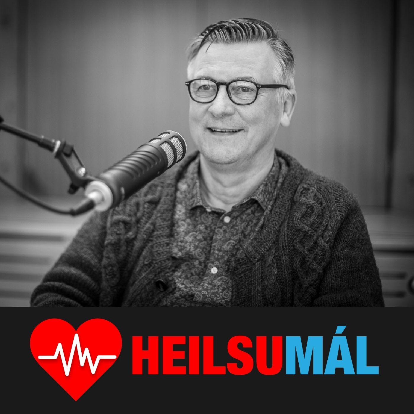Heilsumál 04 - Æskumál - Árni Guðmundsson