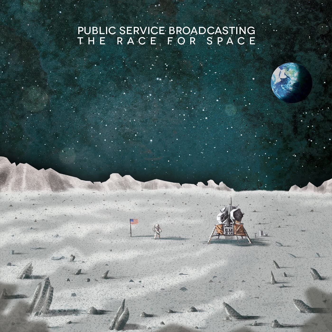 The Race For Space: Public Service Broadcasting with Luke Winch