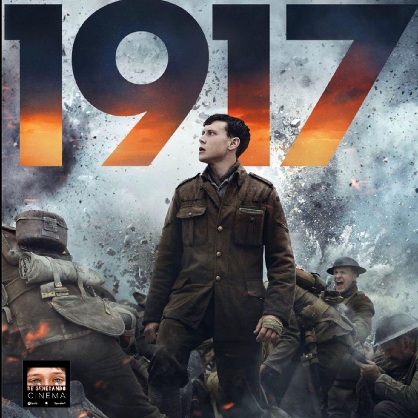 1917 - La guerra in piano sequenza