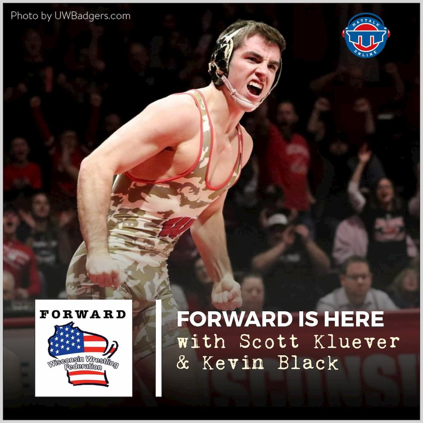 Kevin Black and Scott Kluever launch Forward, a WWF podcast