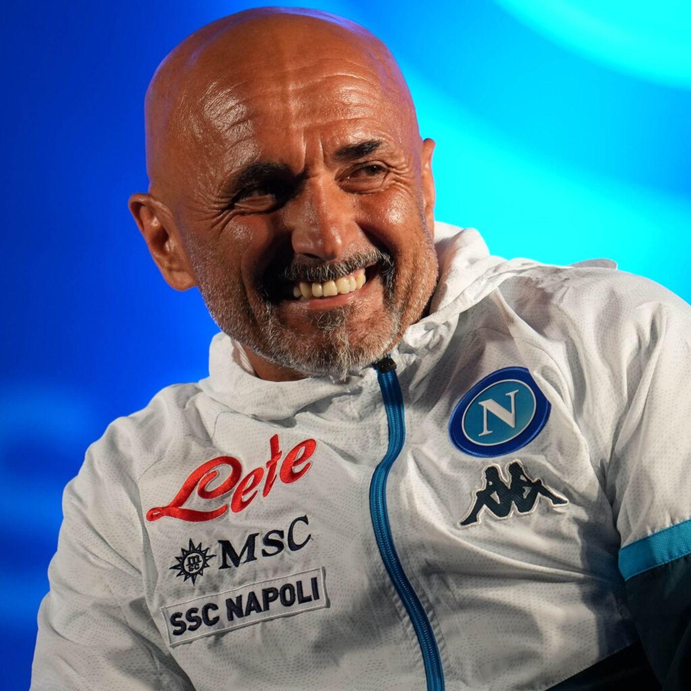 Il Napoli primo in classifica