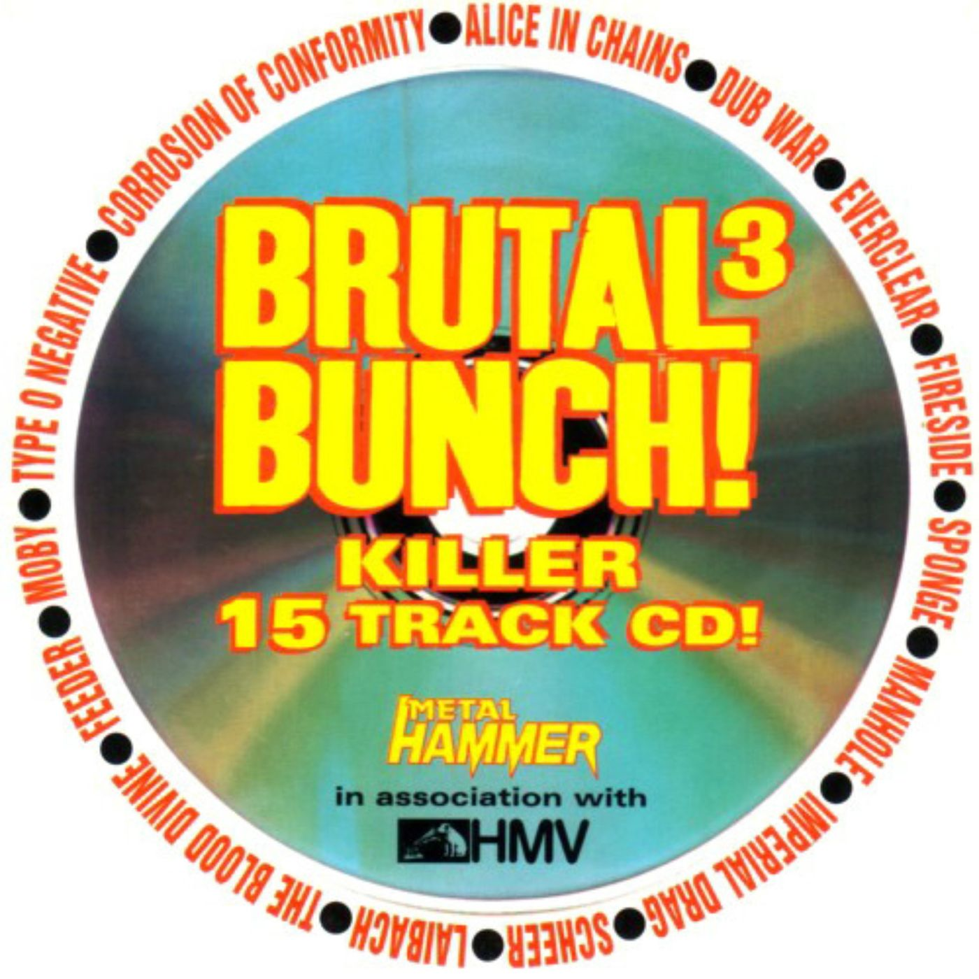 Free With This Months Issue 2- Ian selects Metal Hammer Brutal Bunch 3