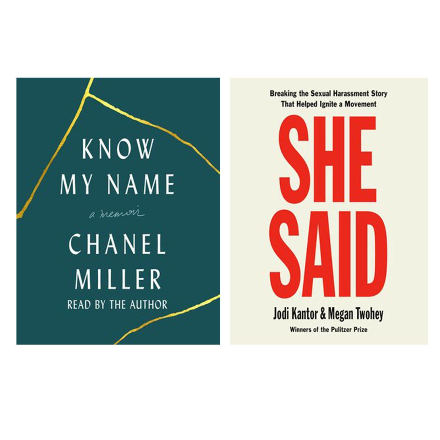 Book Club: Know My Name & She Said