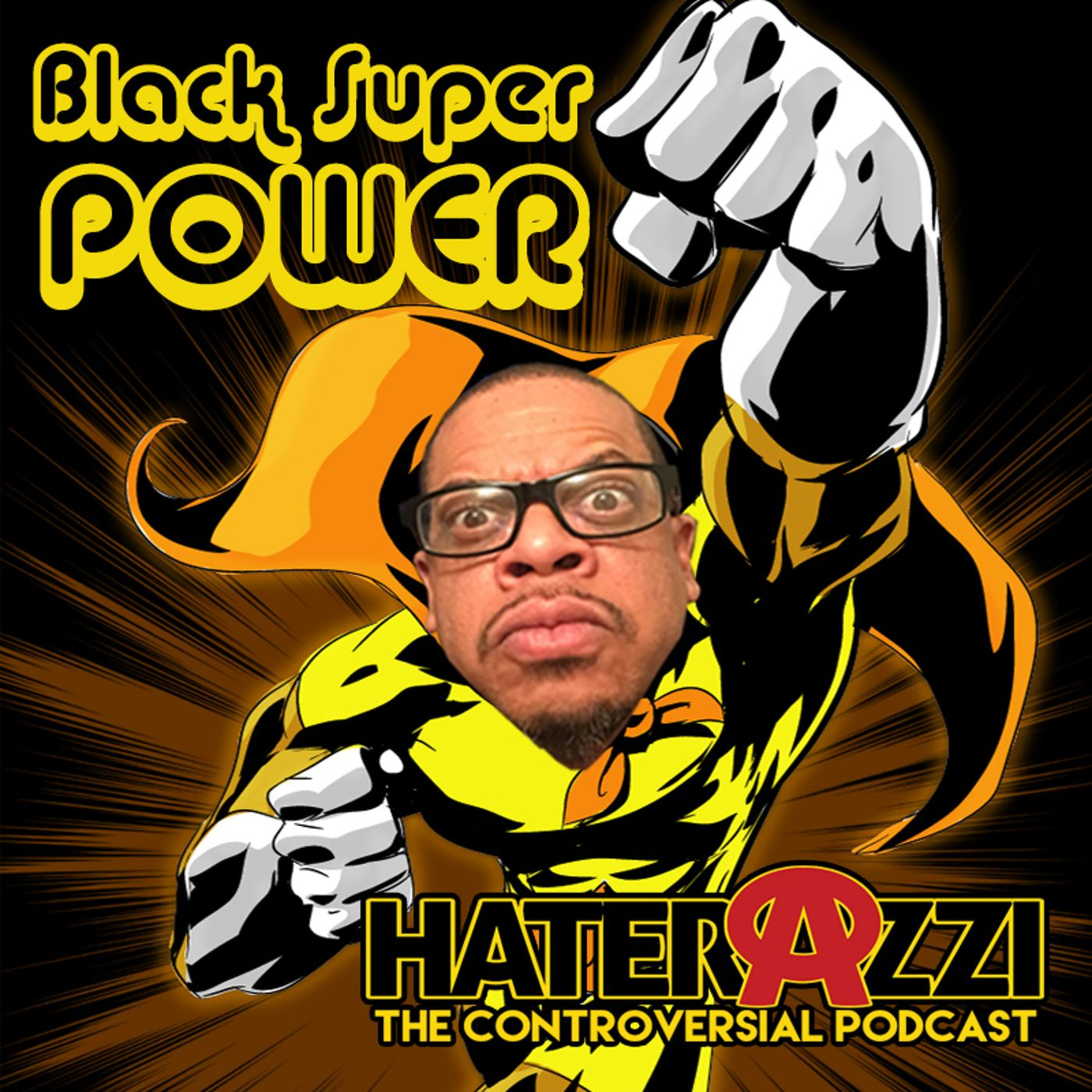Black Super Power