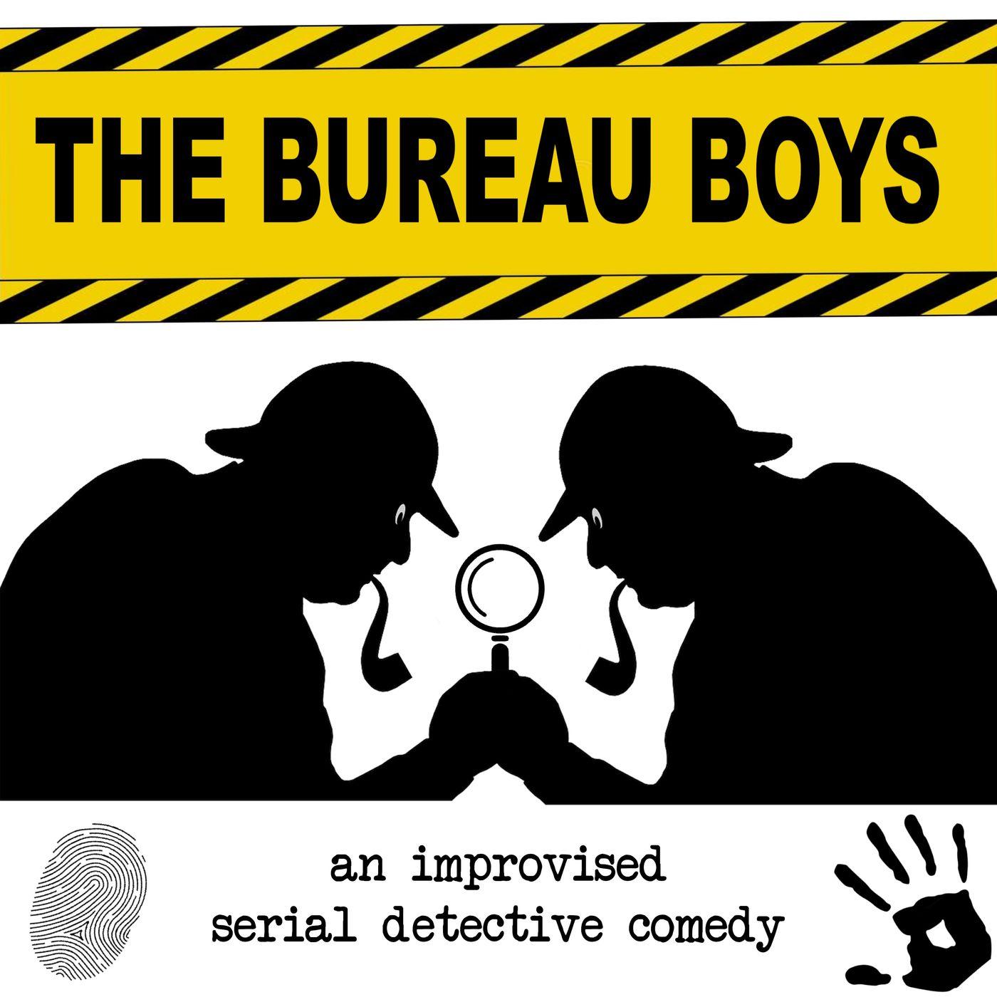 The Case of the Mondays by The Bureau Boys
