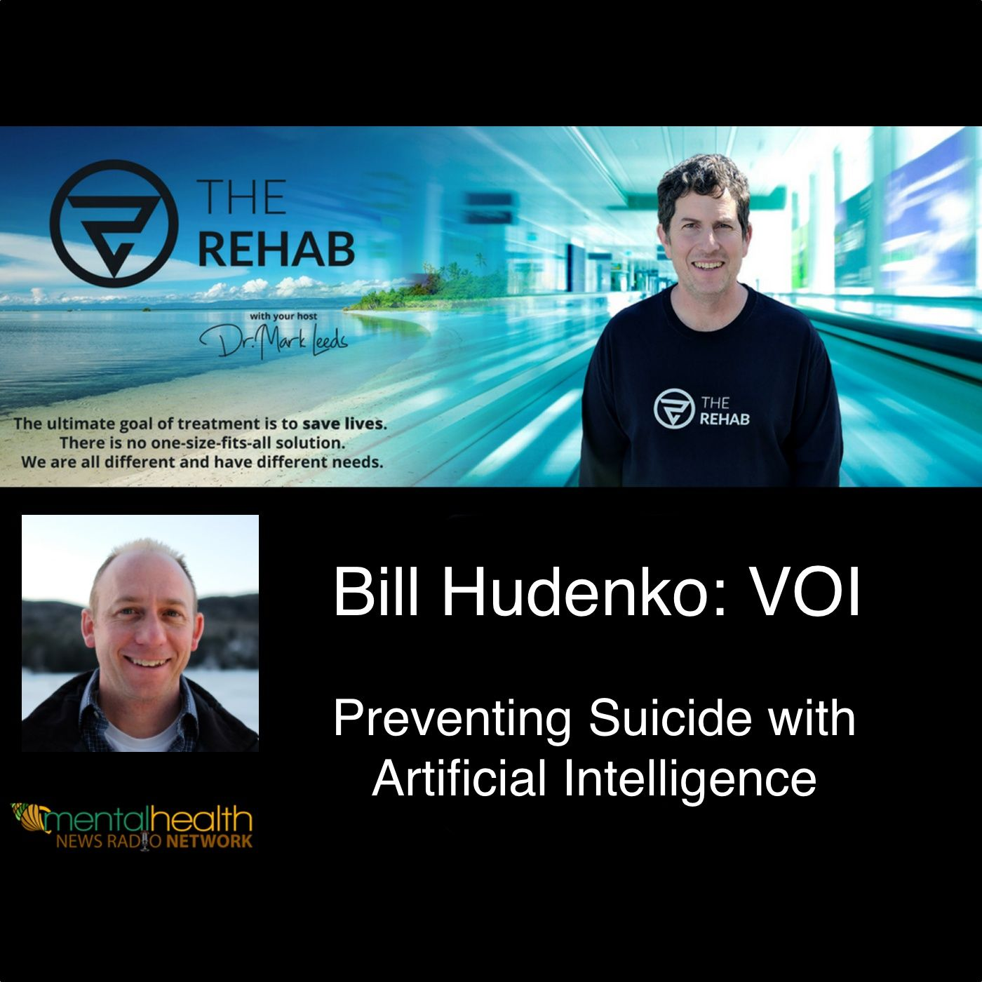 Bill_Hudenko On VOI.COM: Preventing Suicide With AI and Machine Learning