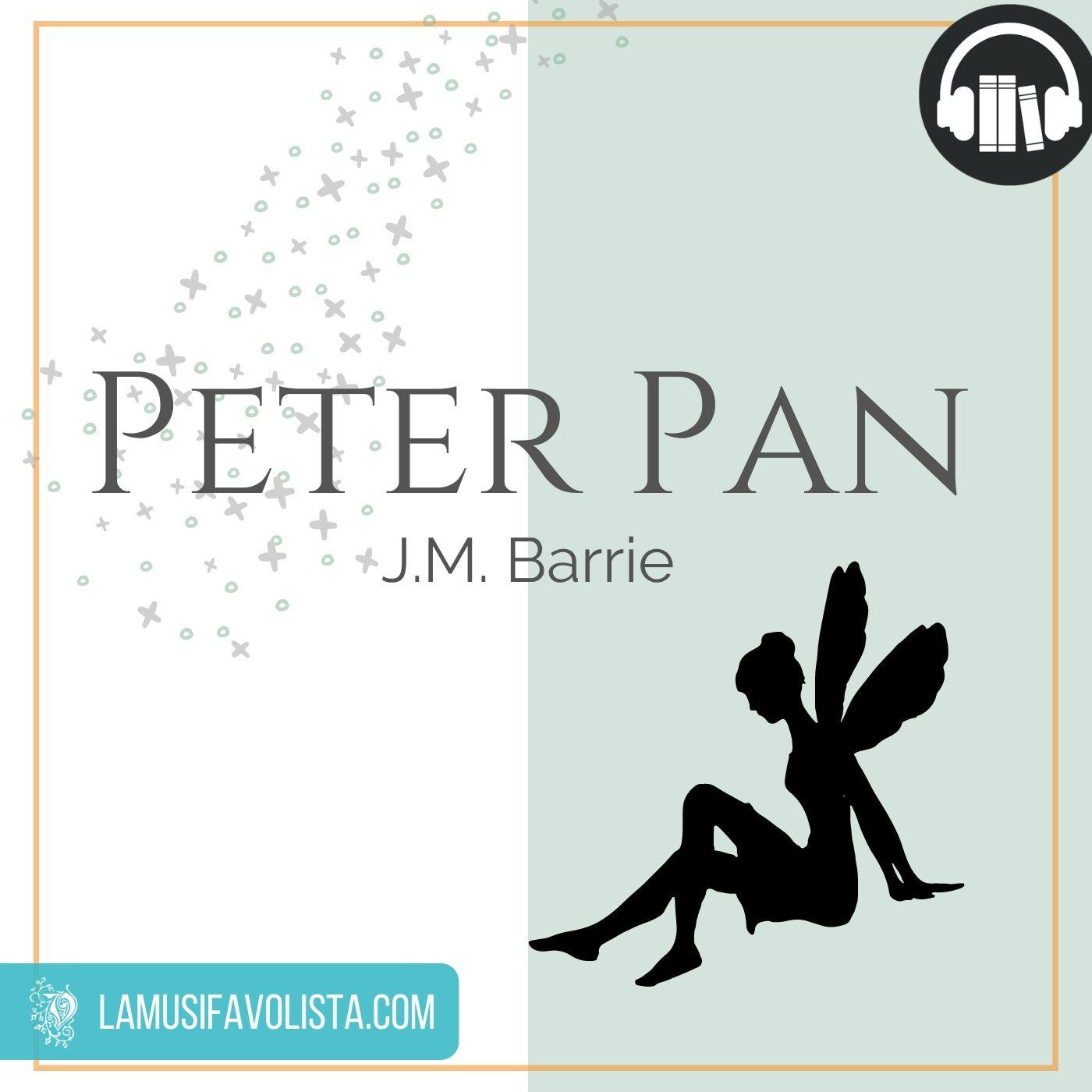∞ PETER PAN ∞ Capitolo 1 ☆ Audiolibro ☆