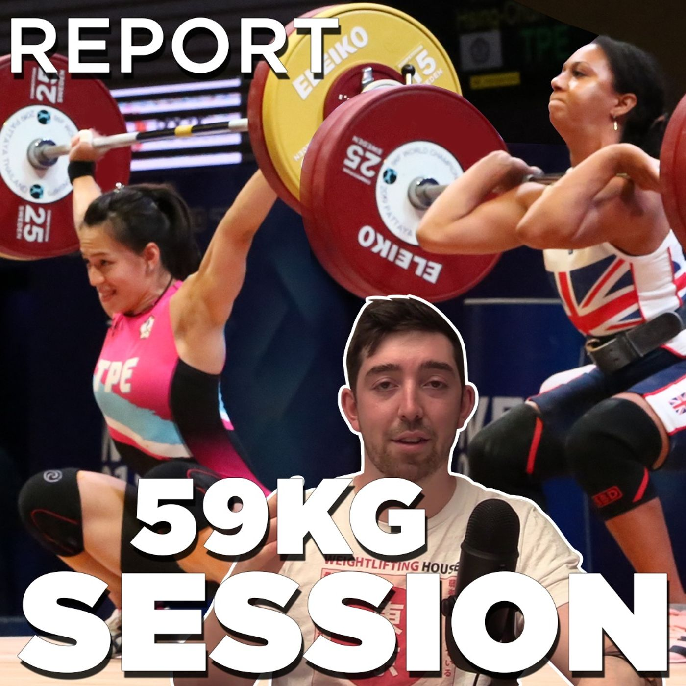 Tokyo Weightlifting W59 REPORT