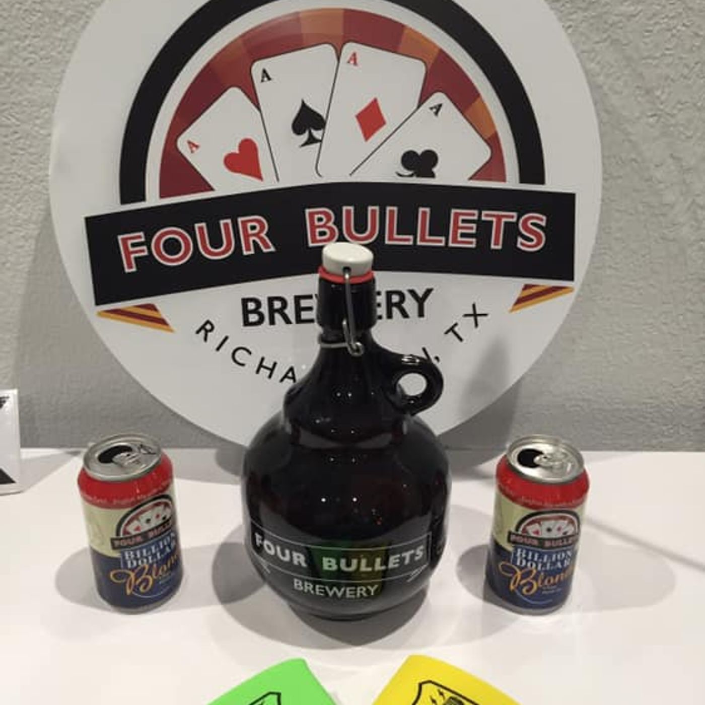 Drinking 4 Dummies The Four Bullets Brewery Episode