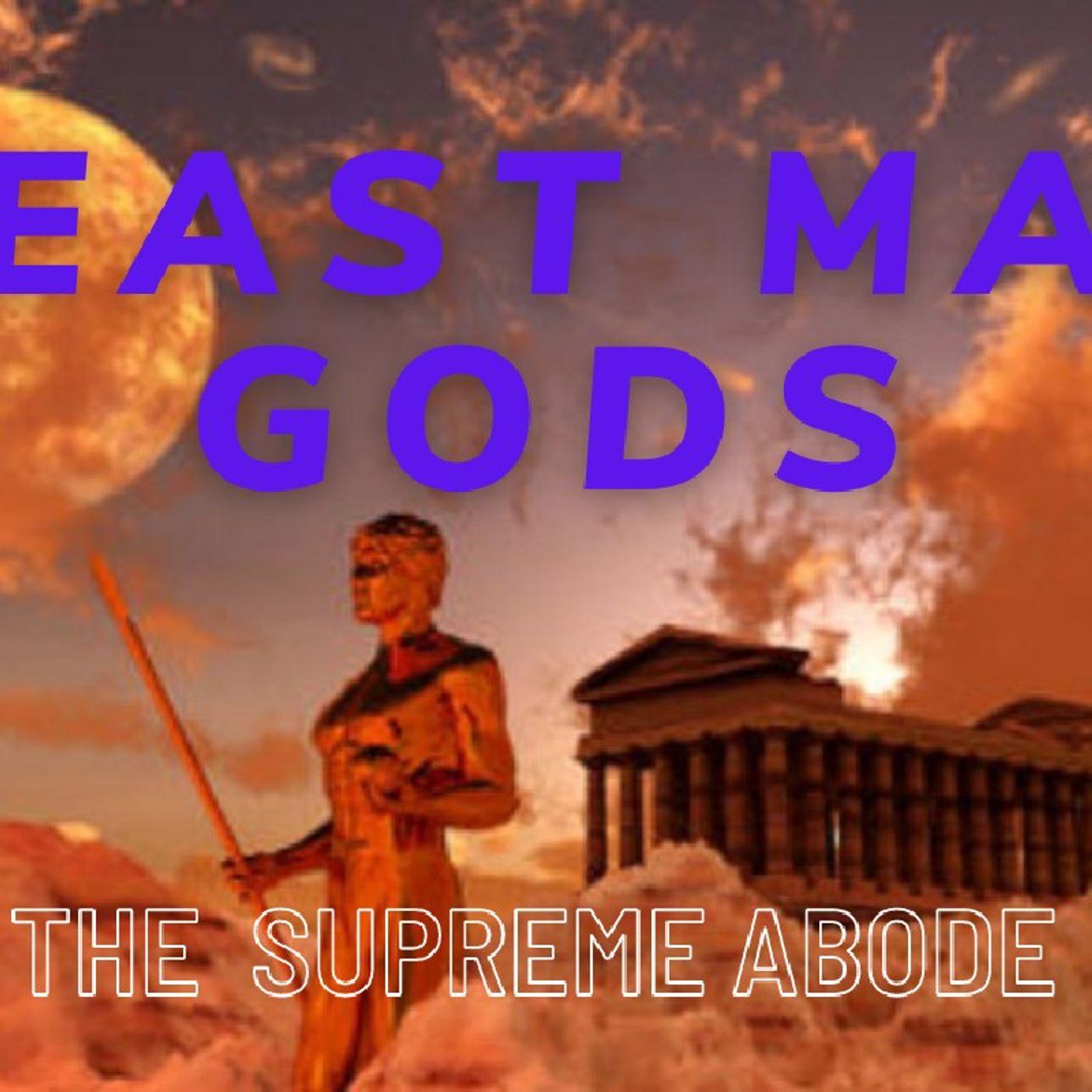 BEAST MAN GOD   SUPERIOR AFFIRMATIONS    THE DWELLING OF MAN