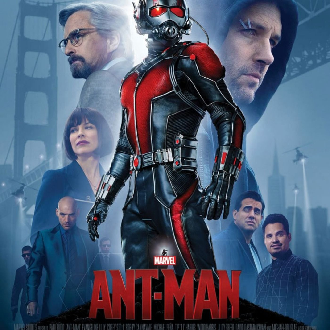 Critique du film ANT-MAN | Saga Marvel