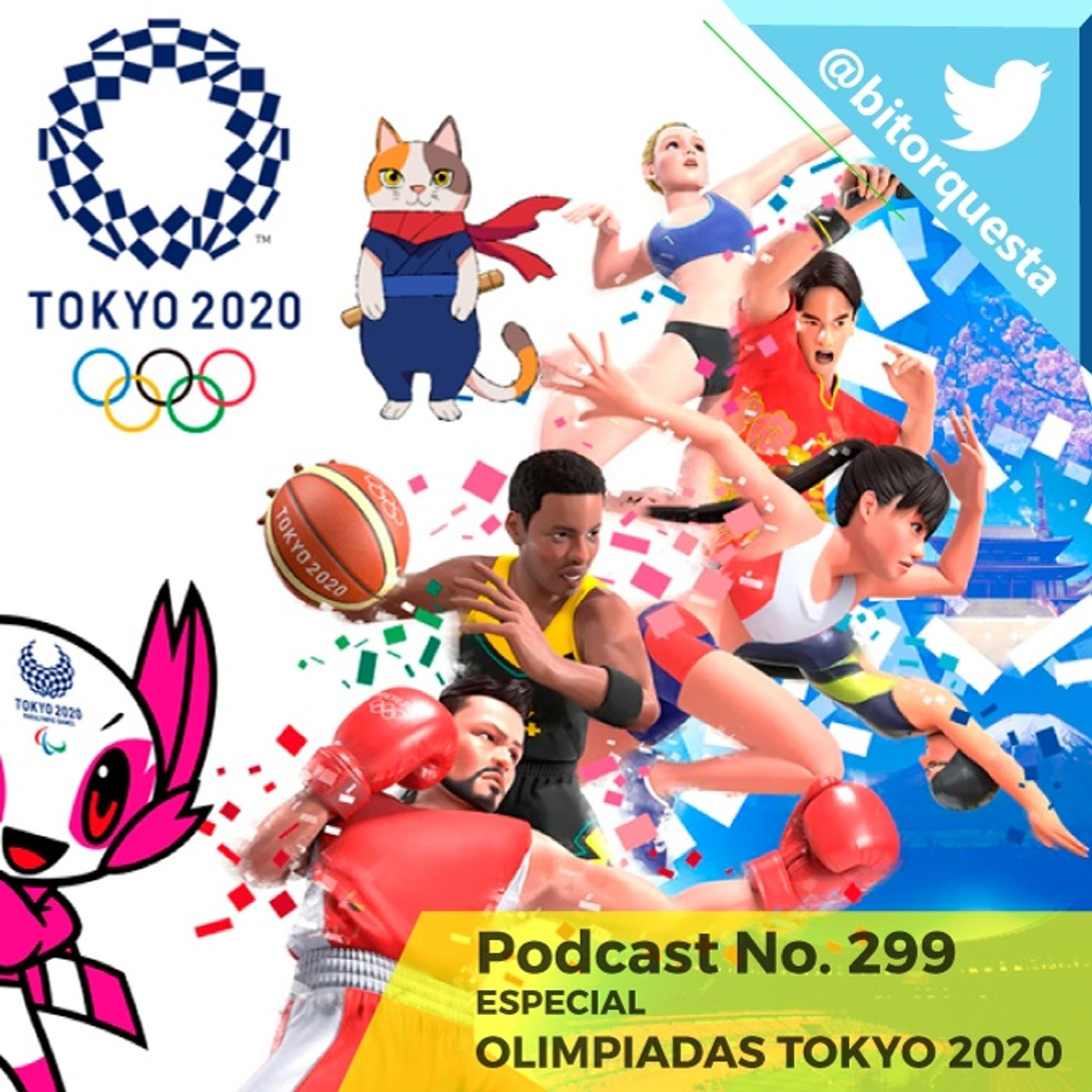 299 - Especial Olimpiadas TOKYO 2020+1