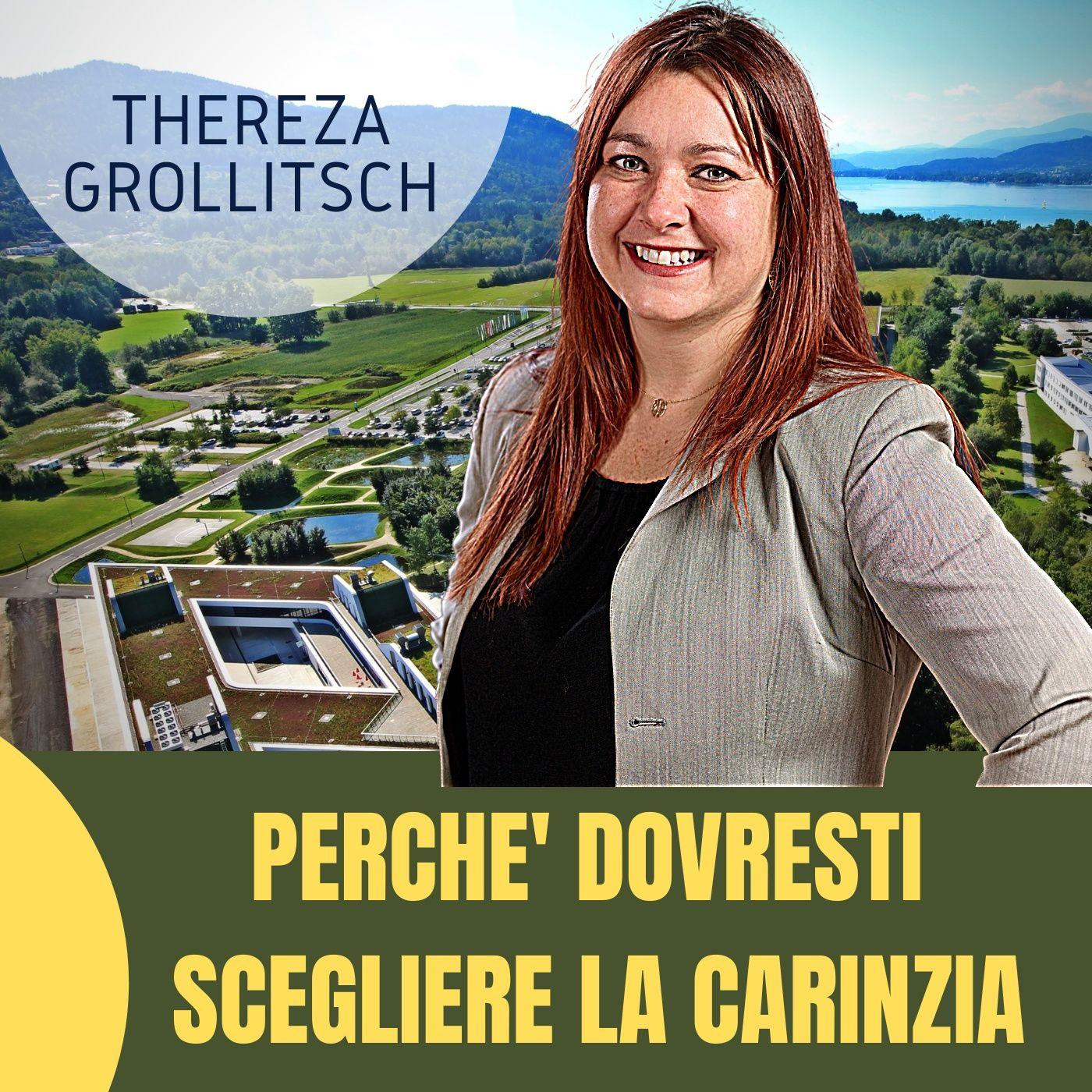 """Thereza in Carinzia ha fatto """"il terno al lotto""""!"""
