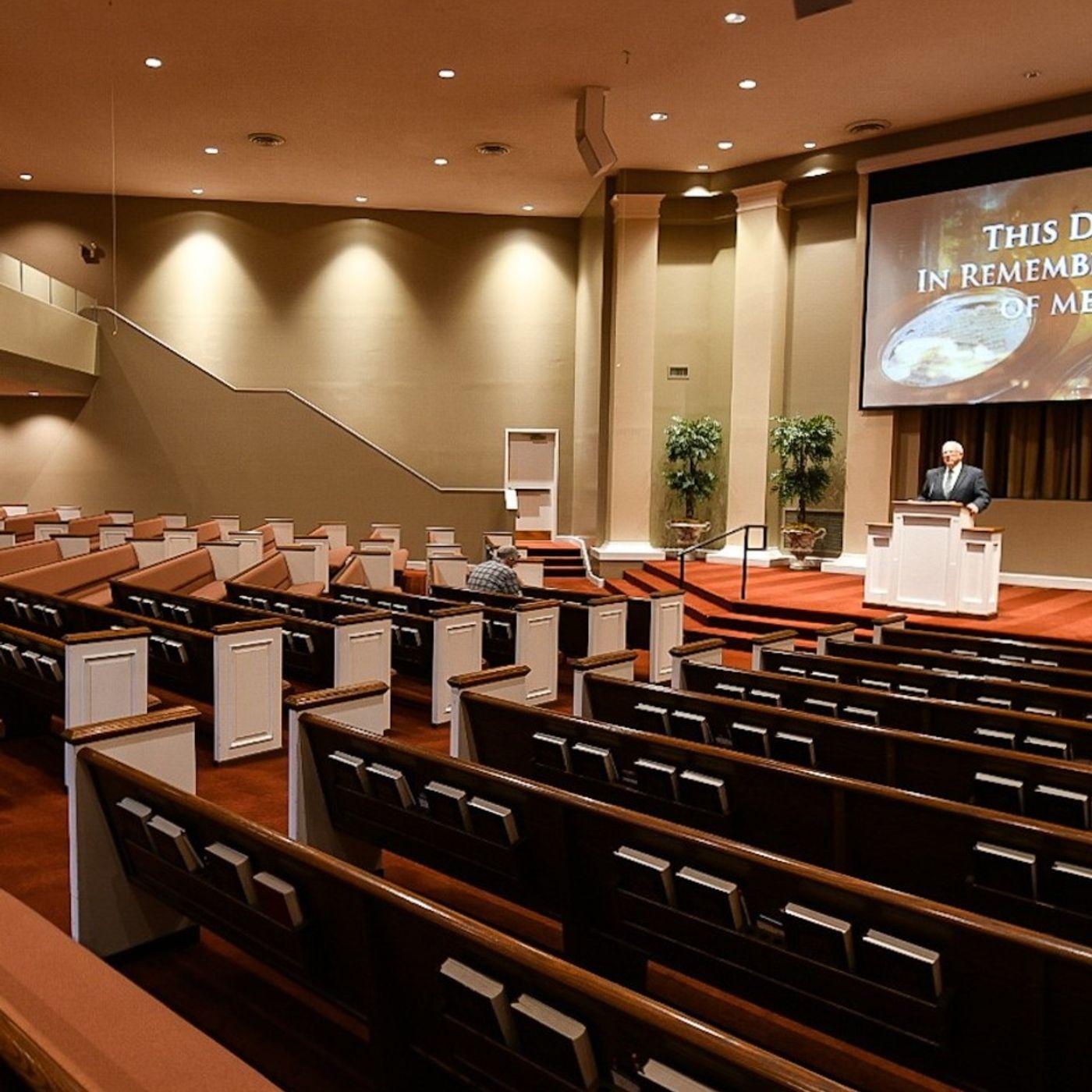 Church Membership Suffers Historic Drop