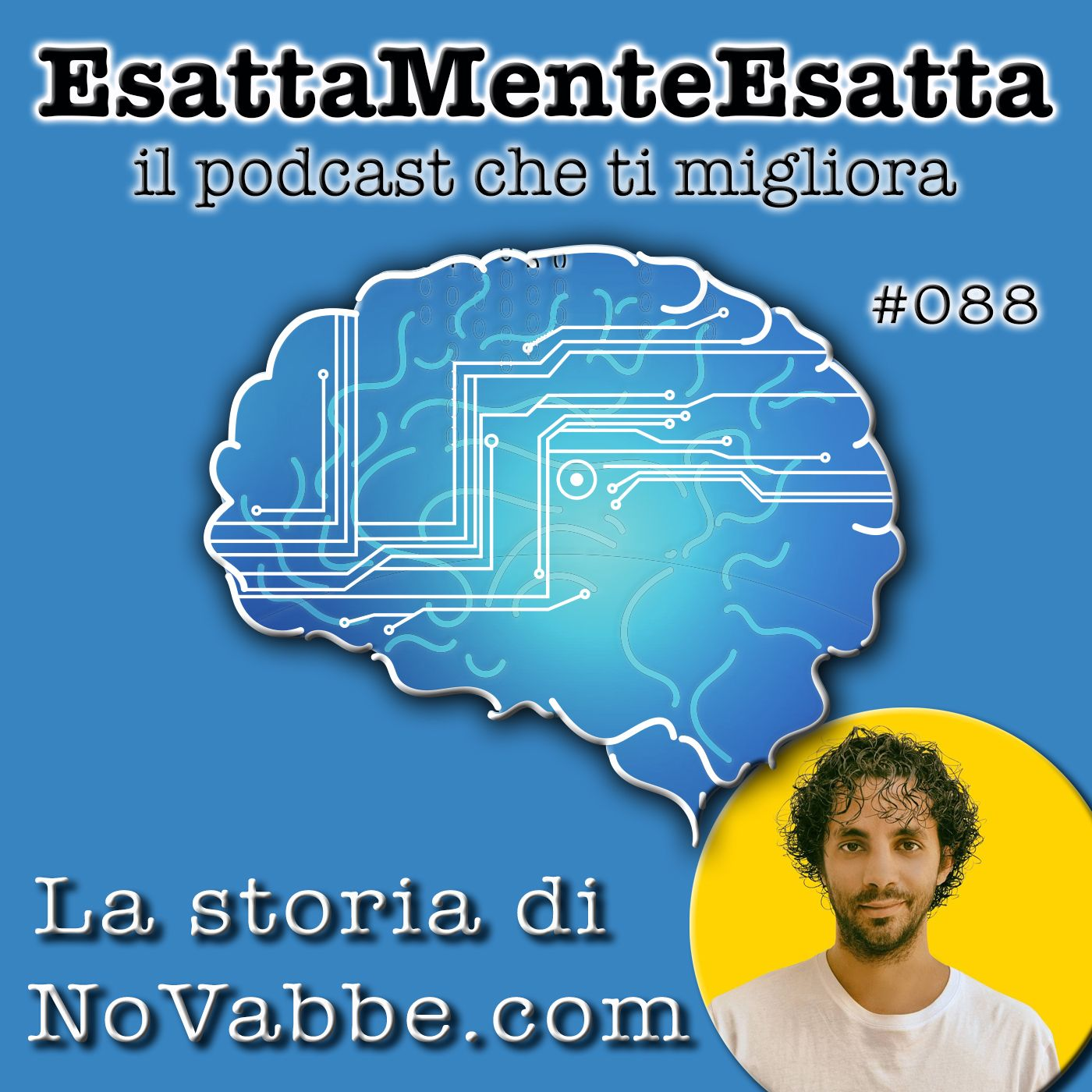 Intervista: Pierpaolo Corso di NoVabbè.com si racconta ! #088