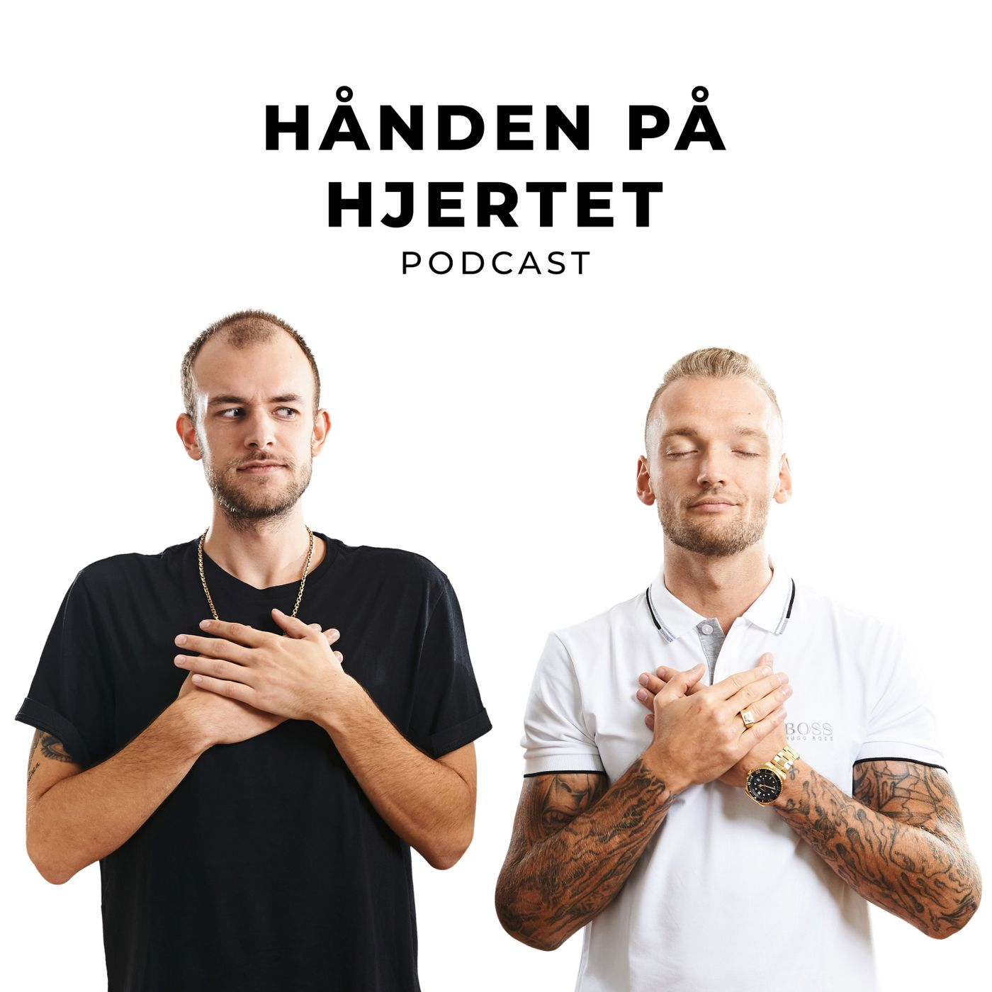 Introduktion til Hånden På Hjertet: Det starter med dig selv...