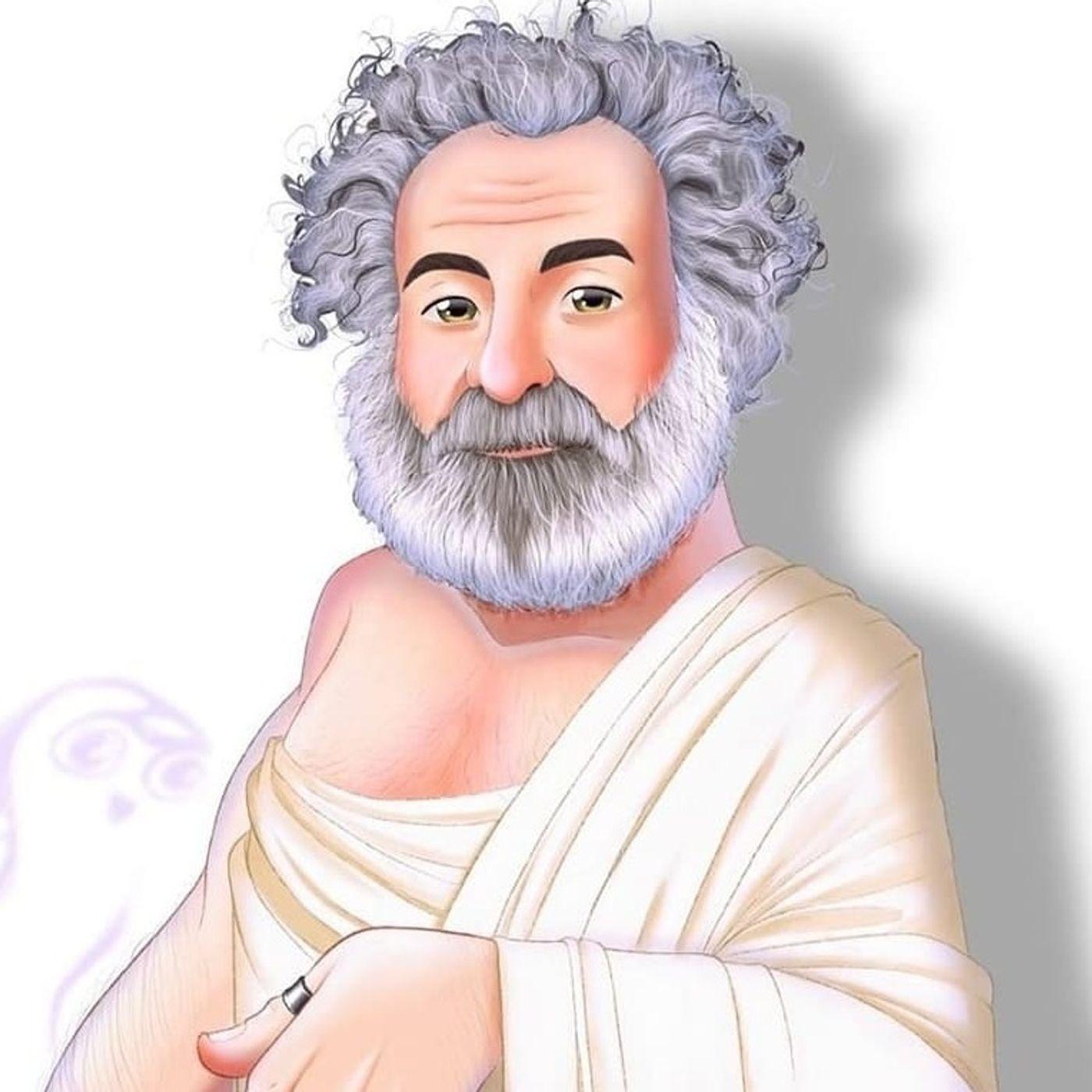 La filosofia tardoantica, con Matteo Saudino - ep. 73: speciale