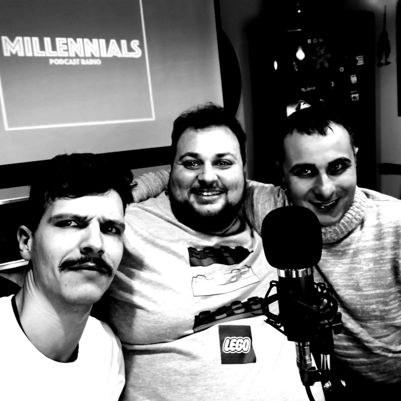 Millennials UNIVERSITARI FUORI SEDE ospite Gianluca