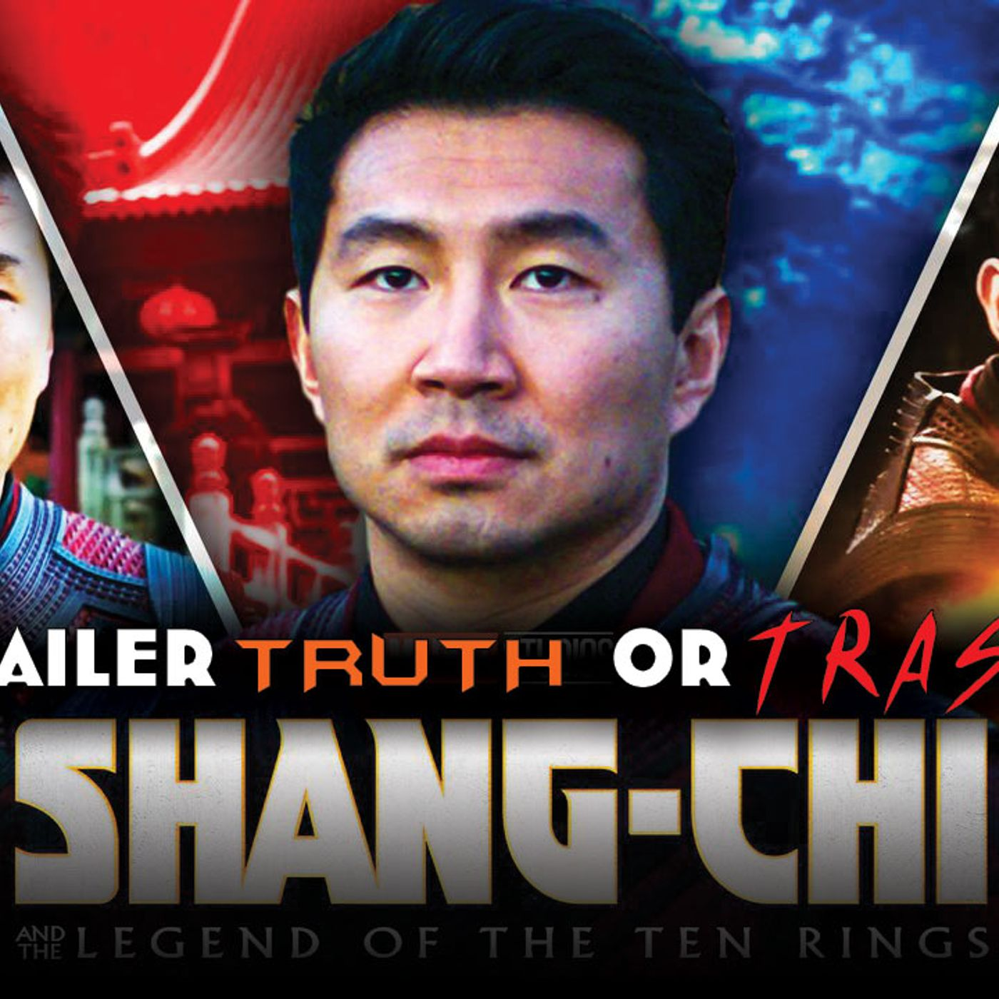S2, EP 1: Shang-Chi: Trailer Truth or Trash, What If?, Star Wars Visions