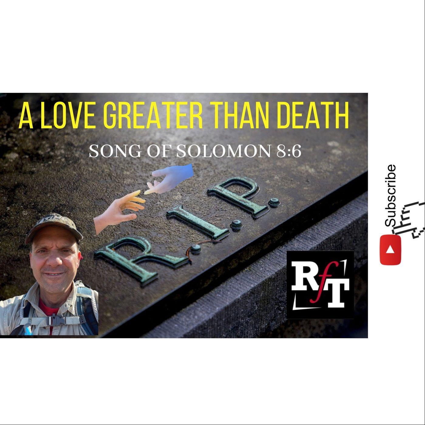 A Love Stronger Than Death - 3:31:21, 4.59 PM
