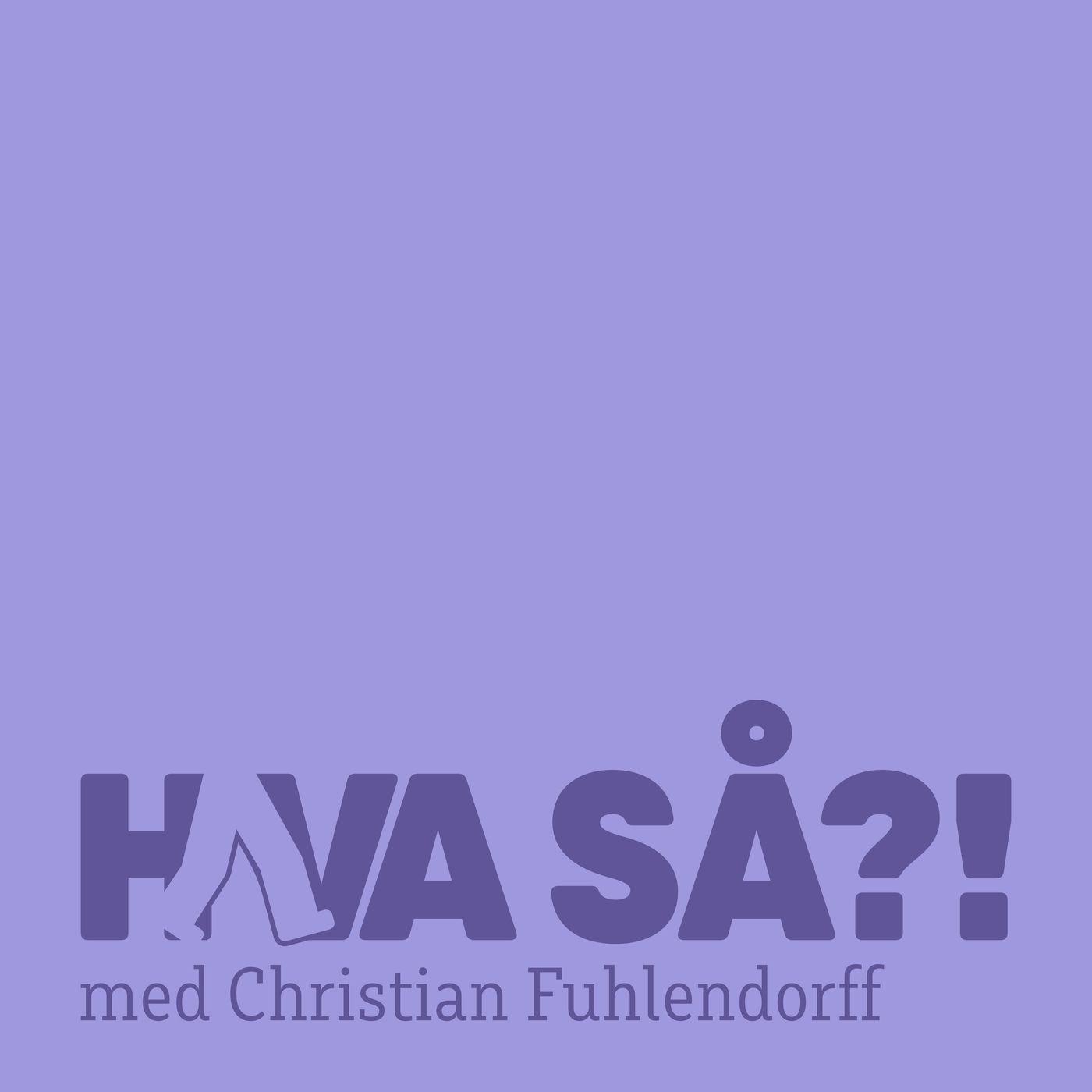 Hva så?! - Lise Baastrup
