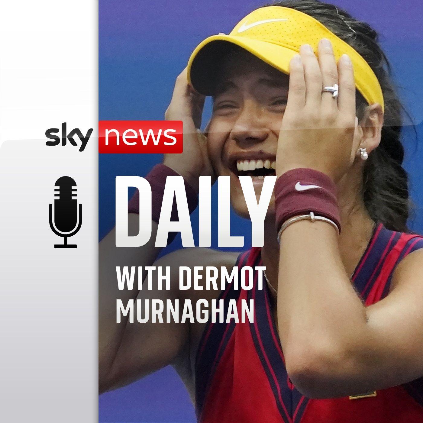 Emma Raducanu: The story of the teenage tennis superstar