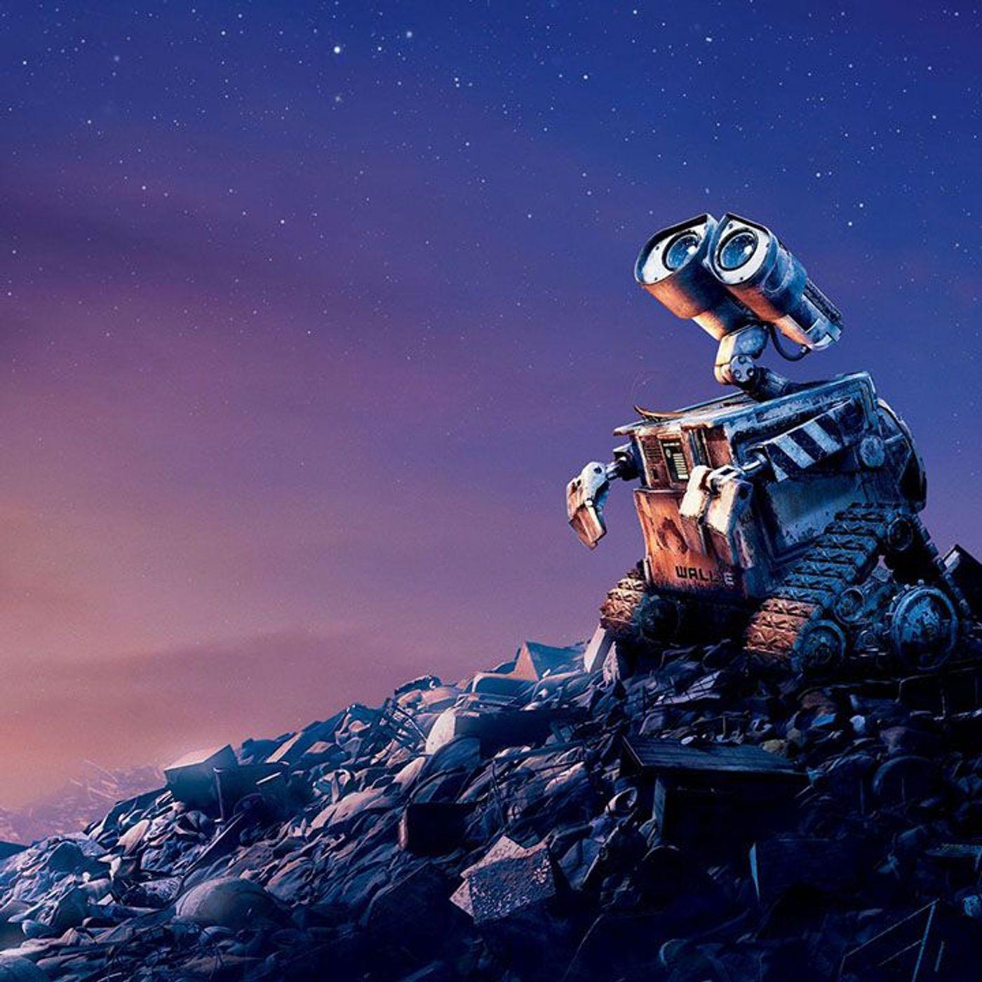 Spazzatura e futuro: Wall-E Vs Tiny Robots