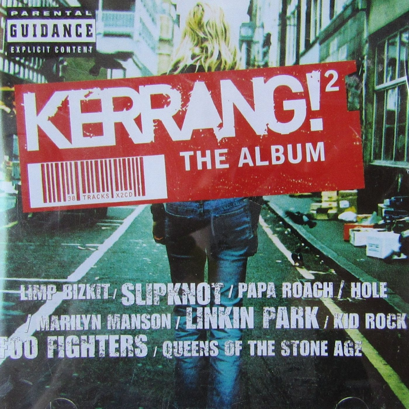 FWTMI13 - Lydia & Helen select Kerrang! 2 The Album CD1