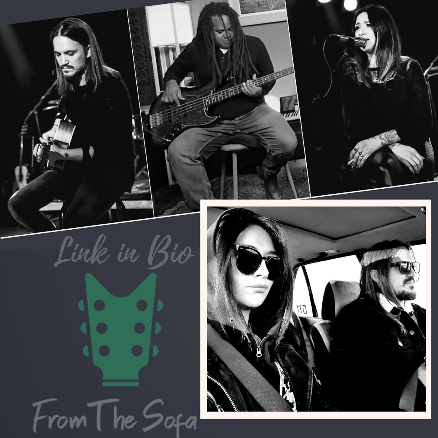 A bluesy sound with Americana influence?