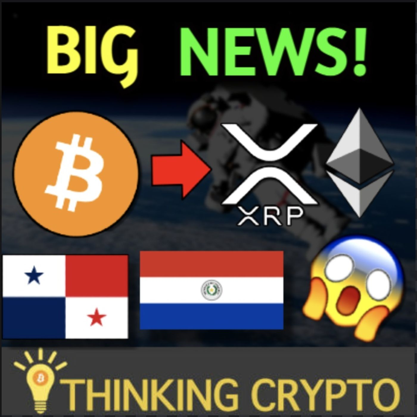 Investors Leave Bitcoin For XRP & Ethereum - XRPL Federated Sidechains - Paraguay & Panama Bitcoin