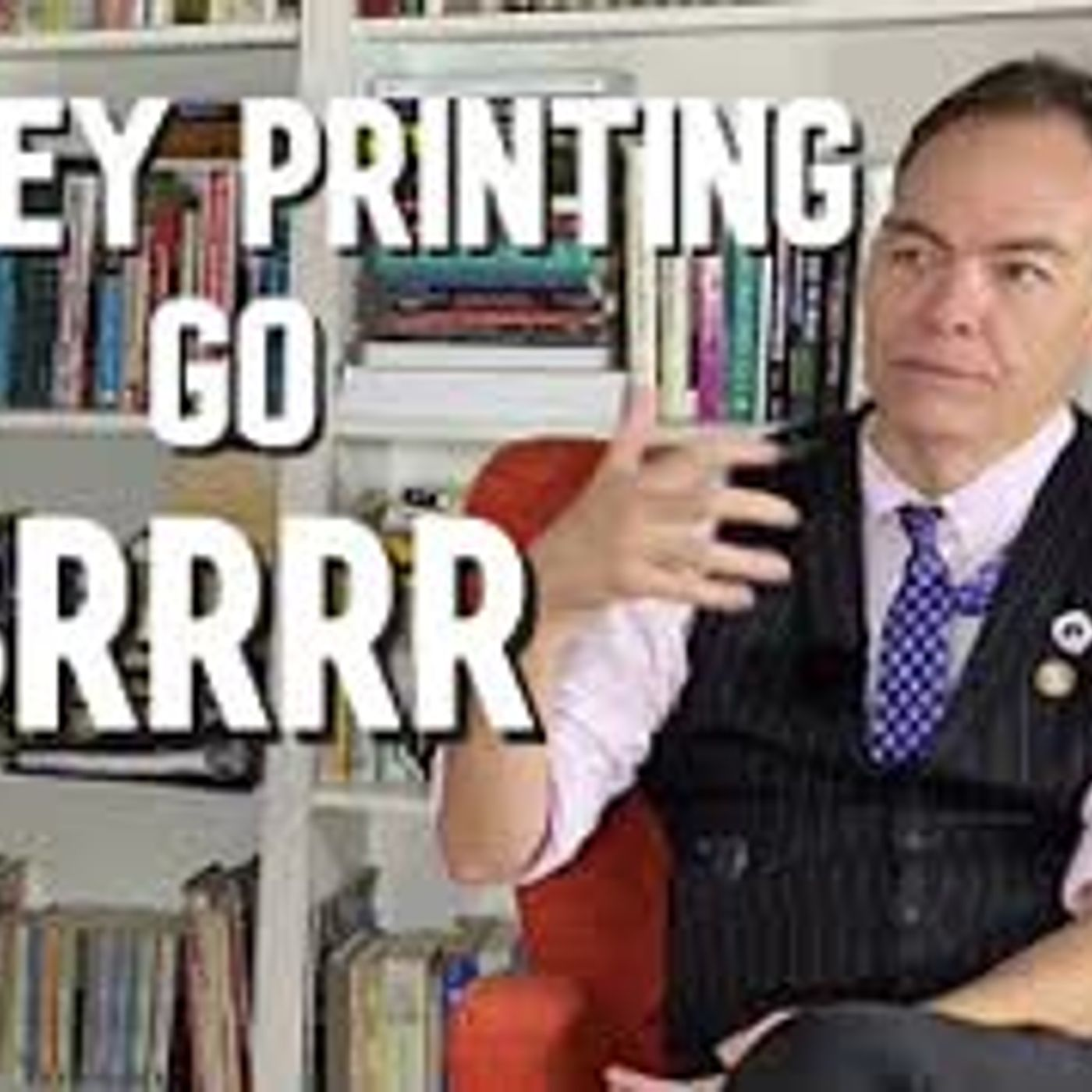 Keiser Report Money Printing Go Brrrr E1518