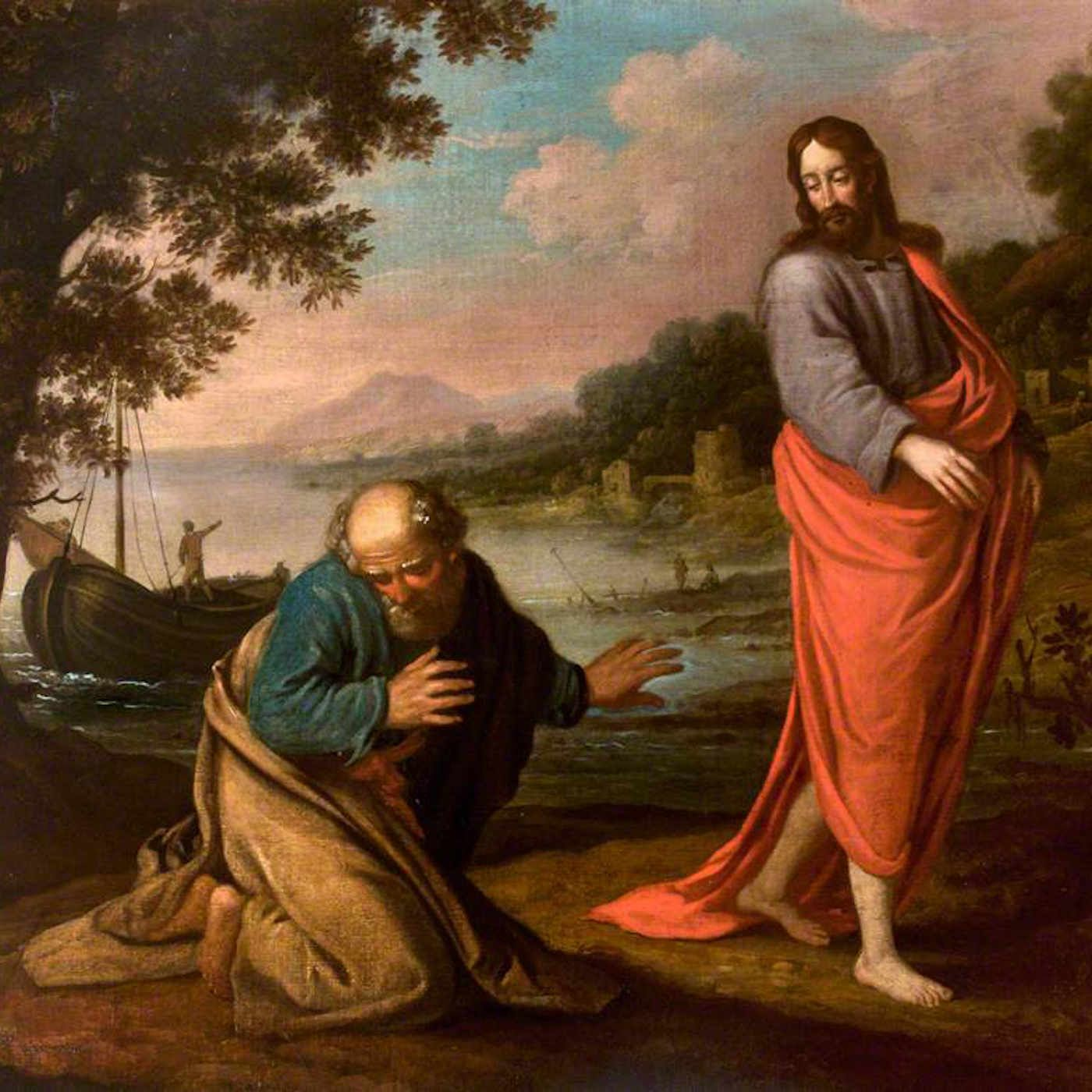 Twenty-Fourth Sunday in Ordinary Time, Year B - Suffering from the Divine Perspective