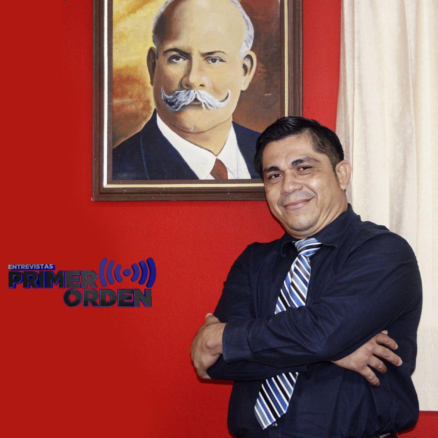 """ENTREVISTA   Espinoza: """"Es momento de dejar de pensar en pactos"""""""