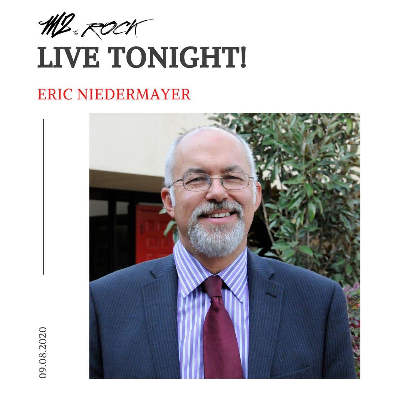 Eric Niedermayer LIVE on M2 the Rock