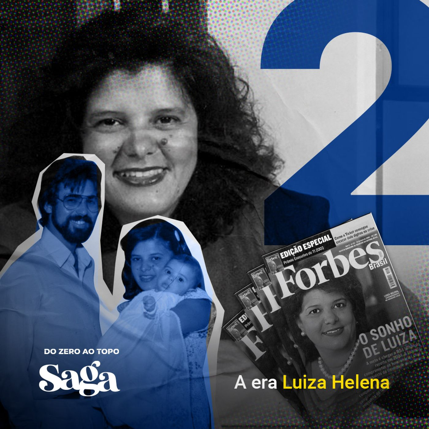 SAGA Magalu   2. A era Luiza Helena