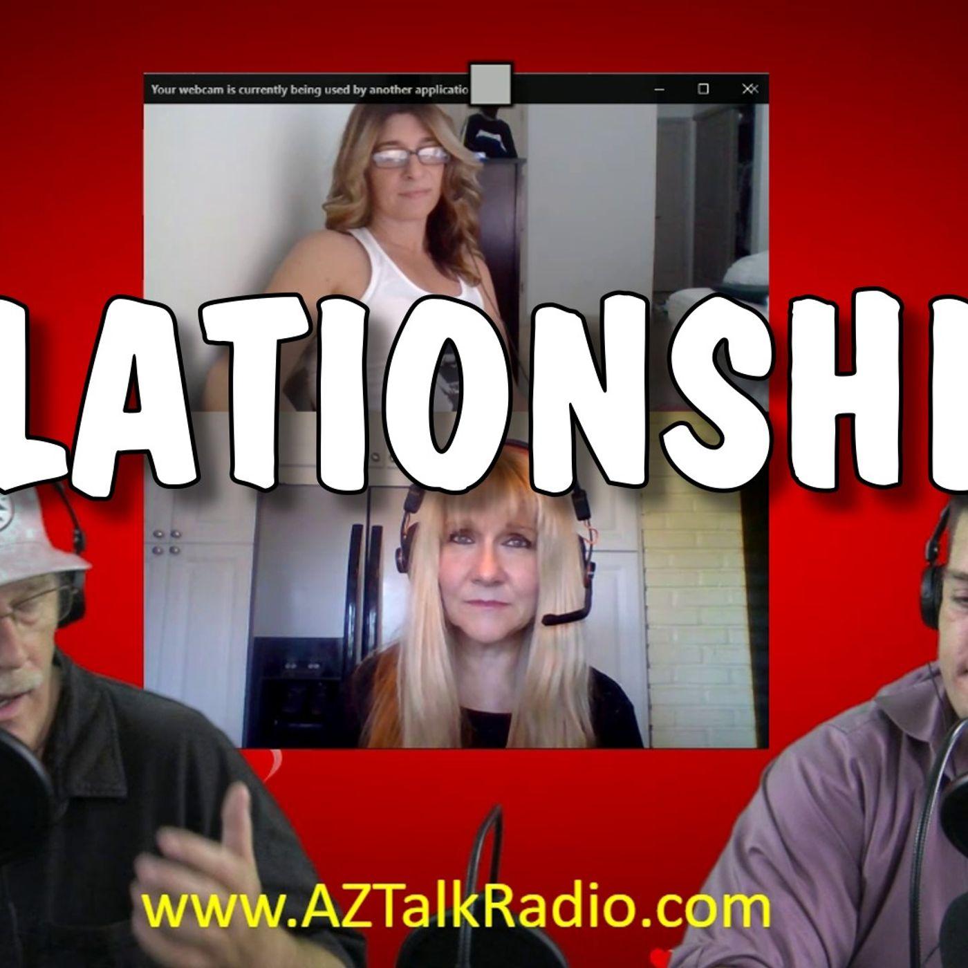 Lisa and Helen Talk Relationships, with Rob, Derek, Good Talk Radio Episode 56