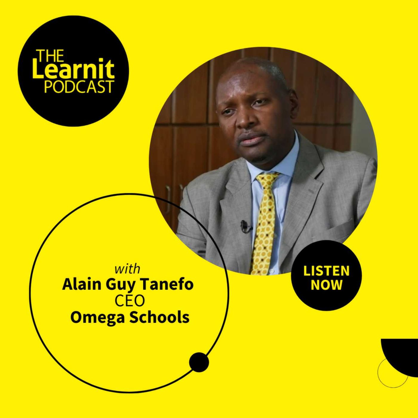 #31, Alain Guy Tanefo, CEO, Omega Schools: A Low Cost, Pay As You Go, Private School Model
