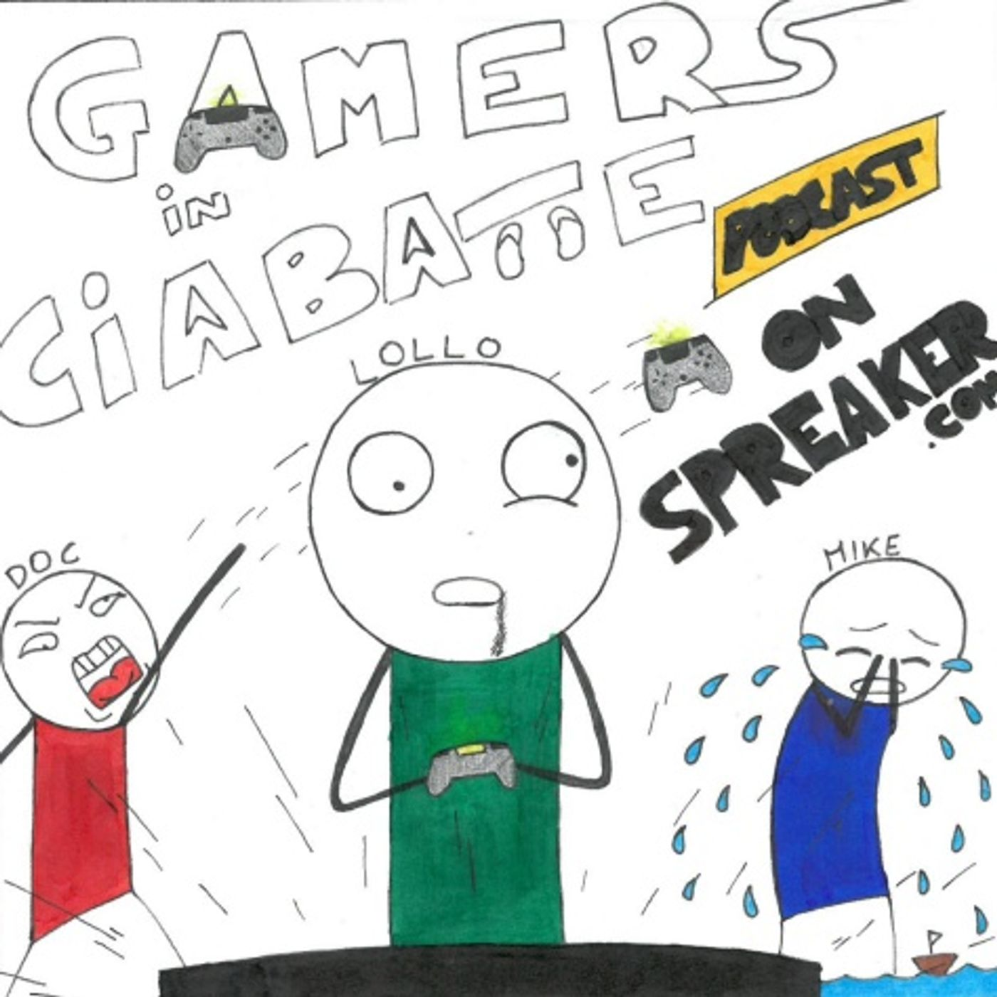 GAMERS IN CIABATTE