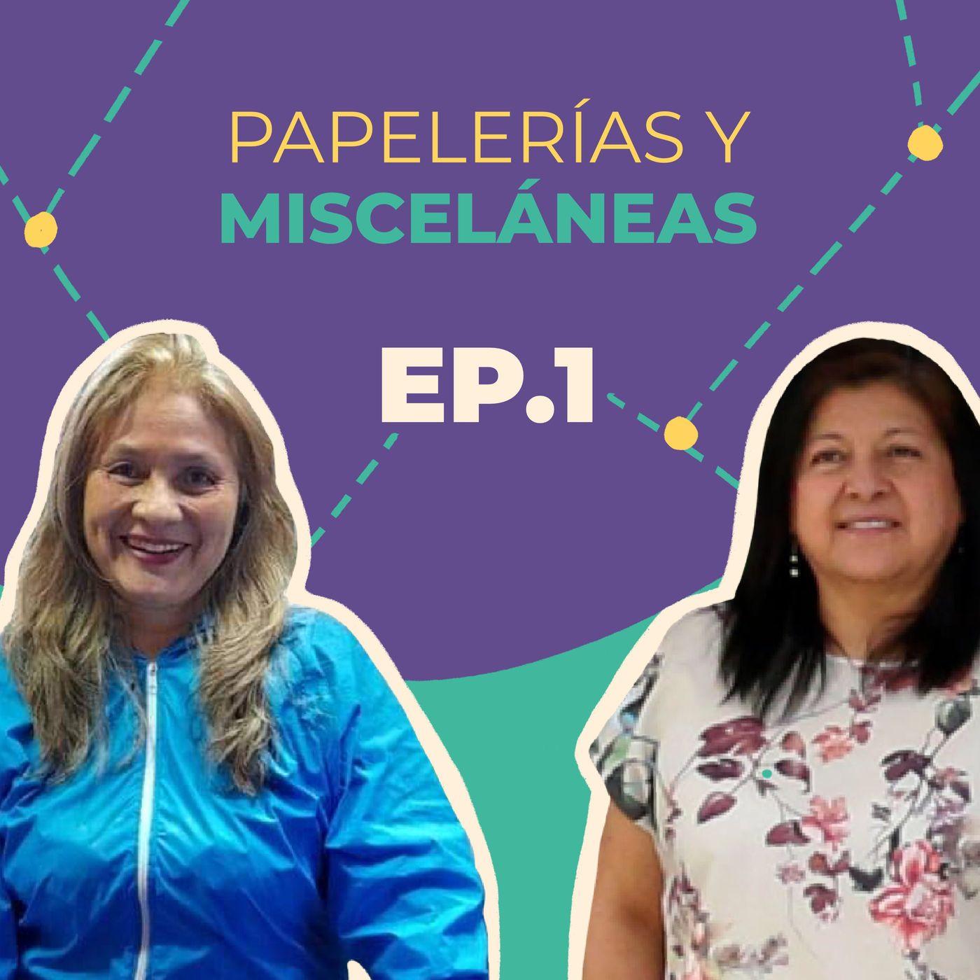 Misceláneas y Papelerías en Bogotá | Bacatáfono: Historia entre-tiendas | EP1.T2