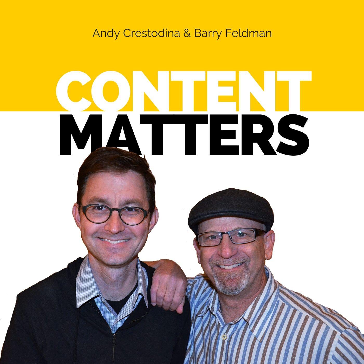 Content Matters: Content Marketing