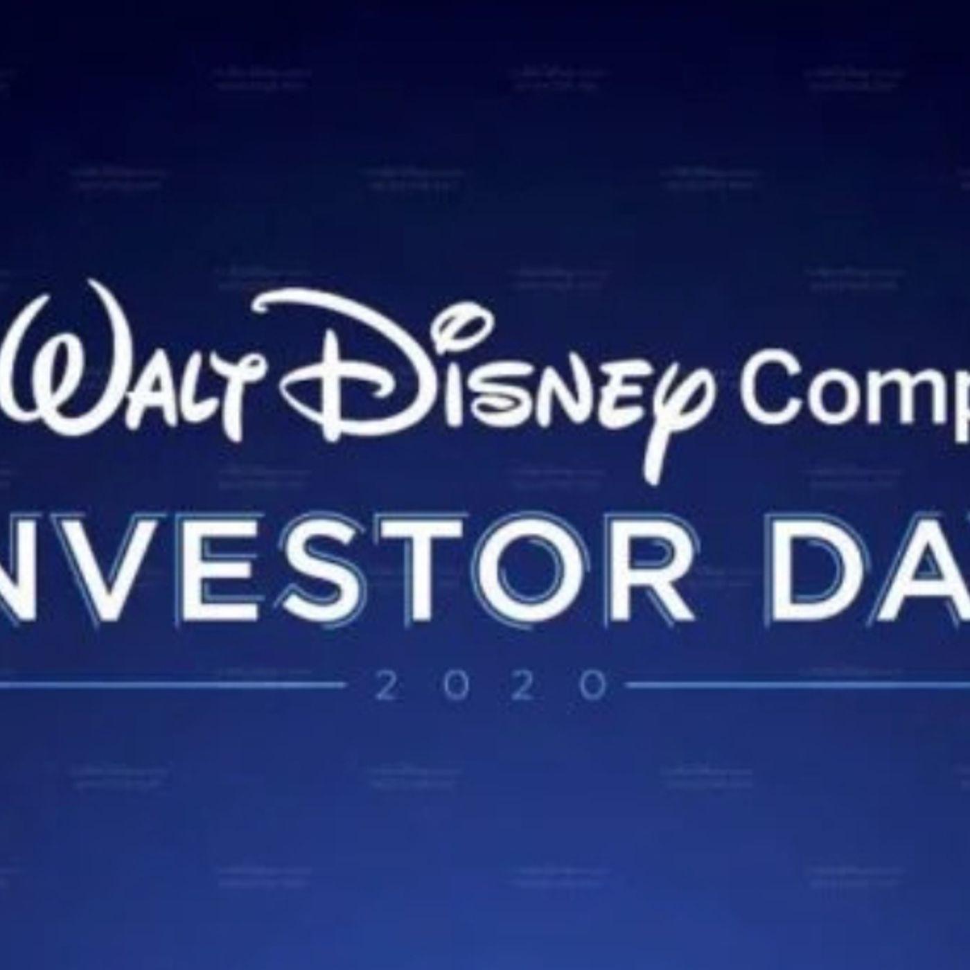 DYSG Special: Disney Investor Day 2020
