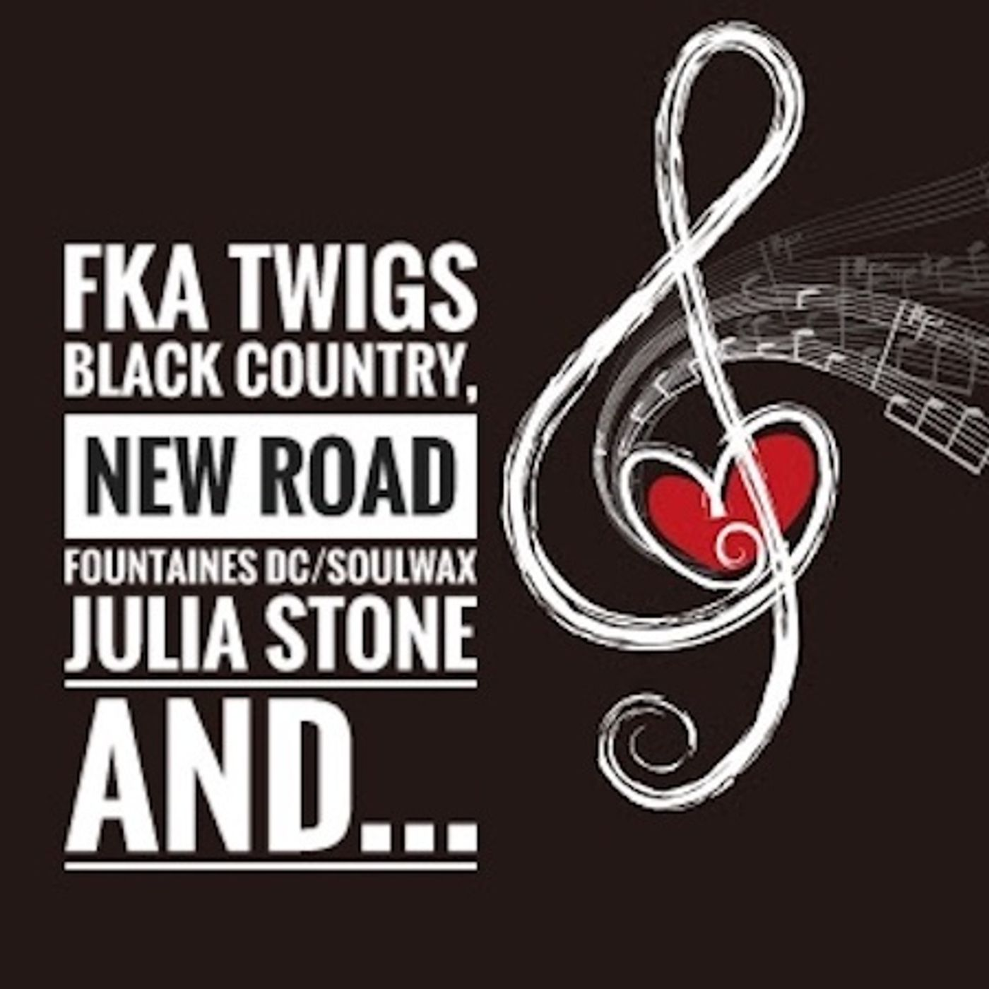 Fka Twigs, Soulwax/Fountaines Dc, Baio, Julia Stone + [Doc: Giving Voice] - Propaganda - s04e18