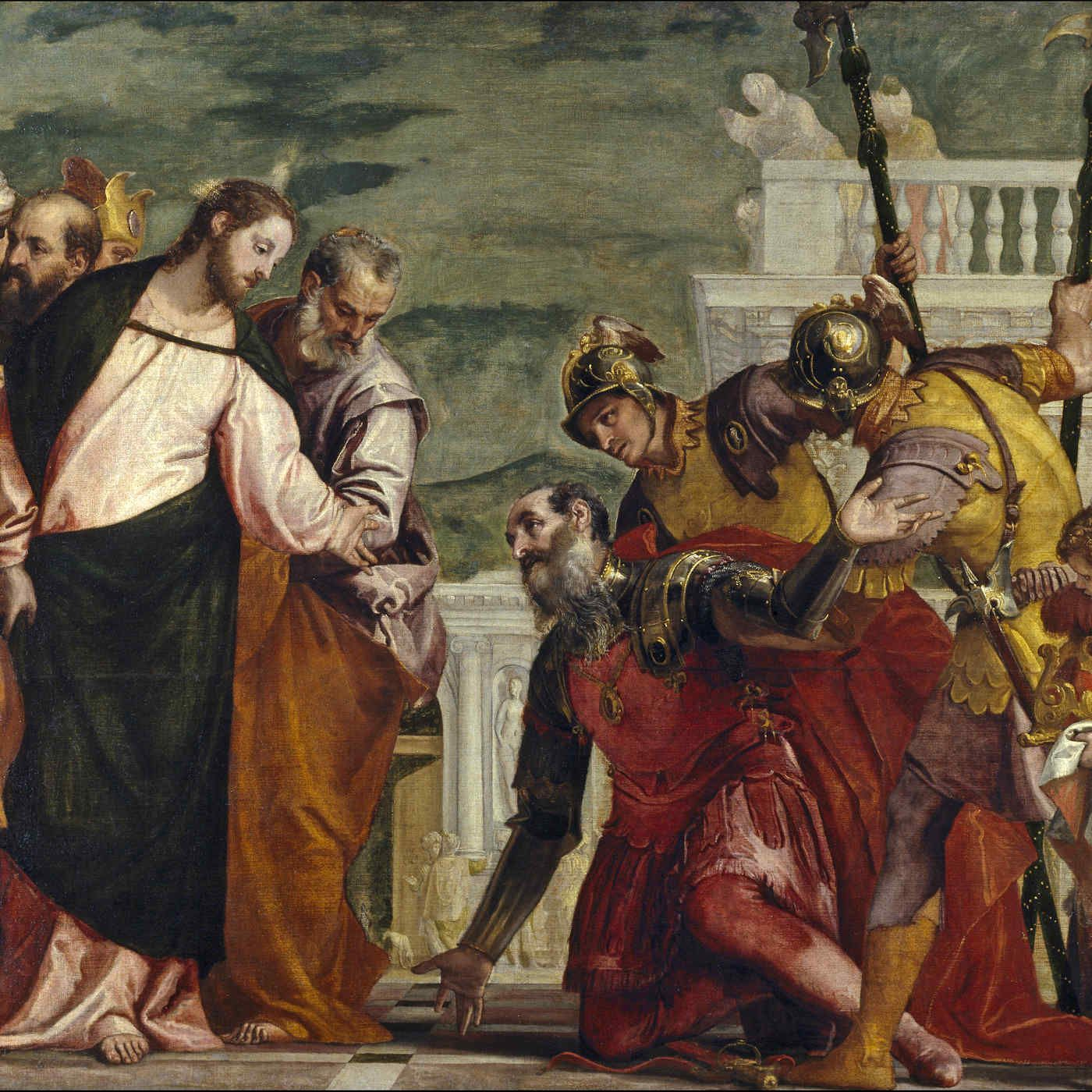 Monday of the Twenty-Fourth Week in Ordinary Time - The Humility of Intercession