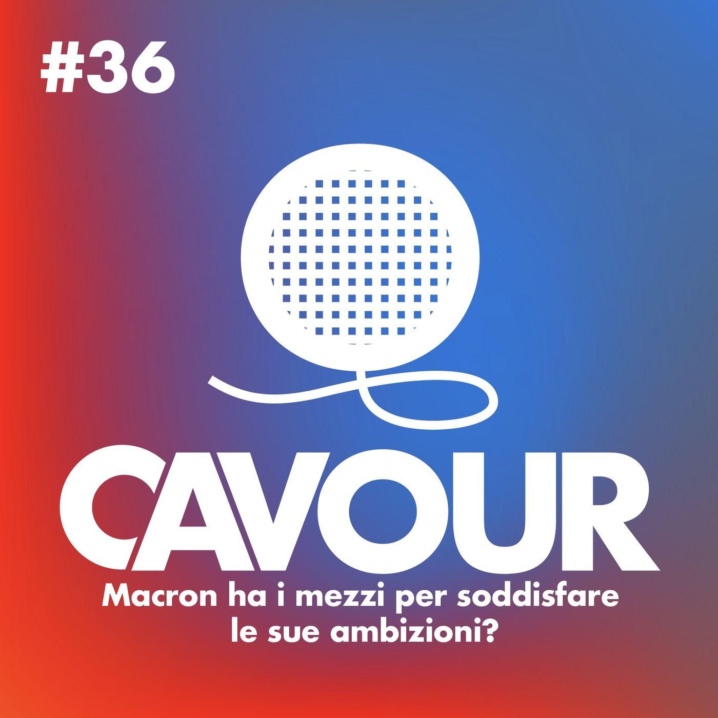 Macron ha i mezzi per soddisfare le sue ambizioni? #36