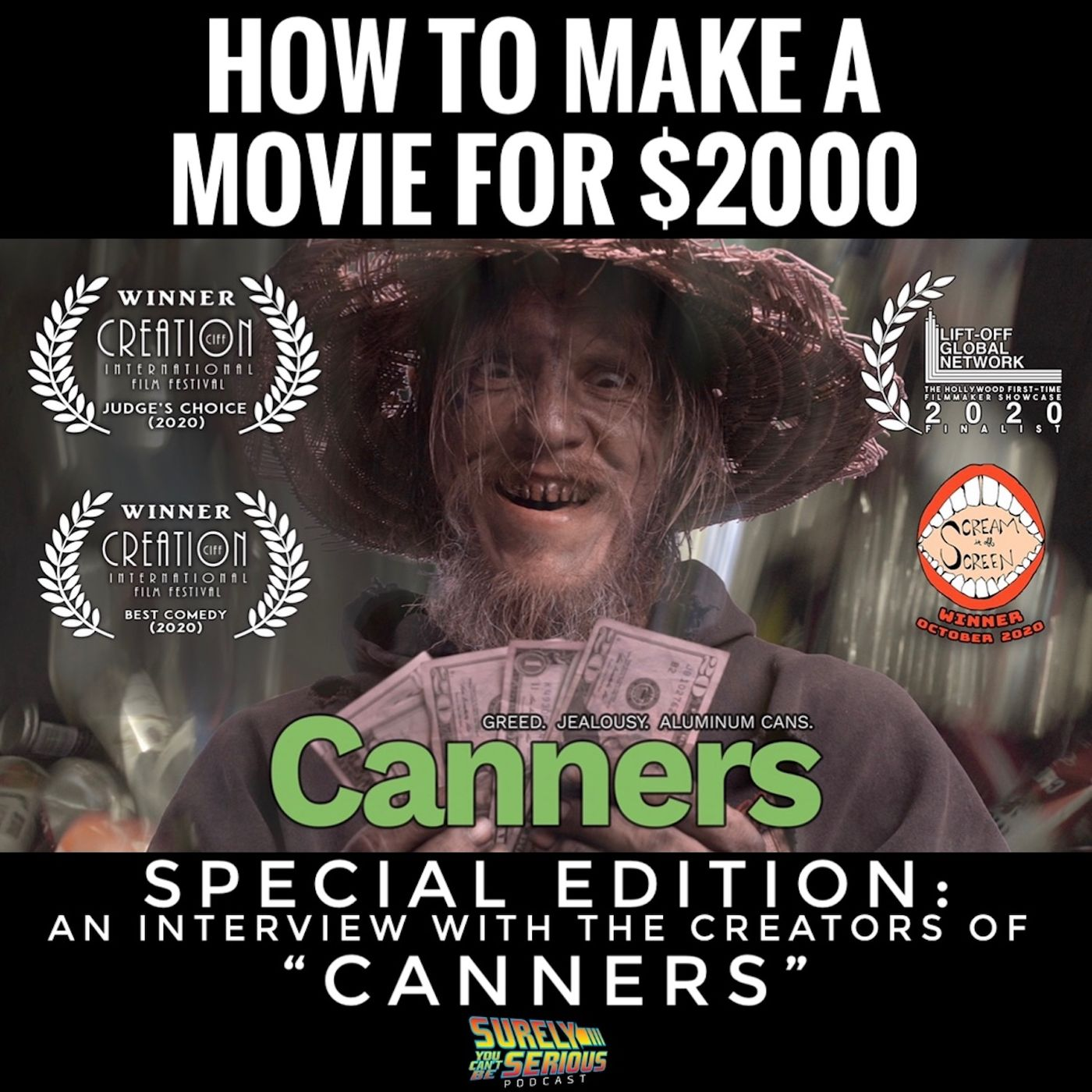 """Special Edition: An Interview with the Creators of """"Canners"""" -or- How to Make an Award-Winning Film for only $2000"""