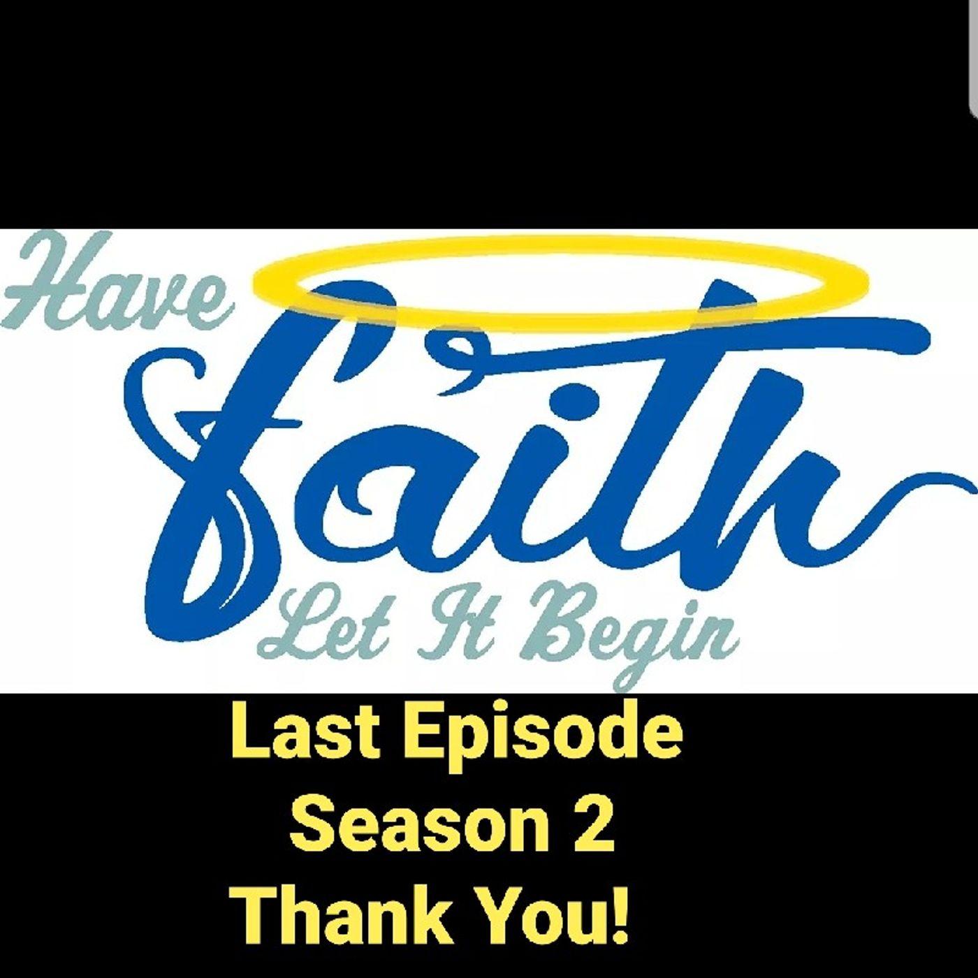 End of Season 3