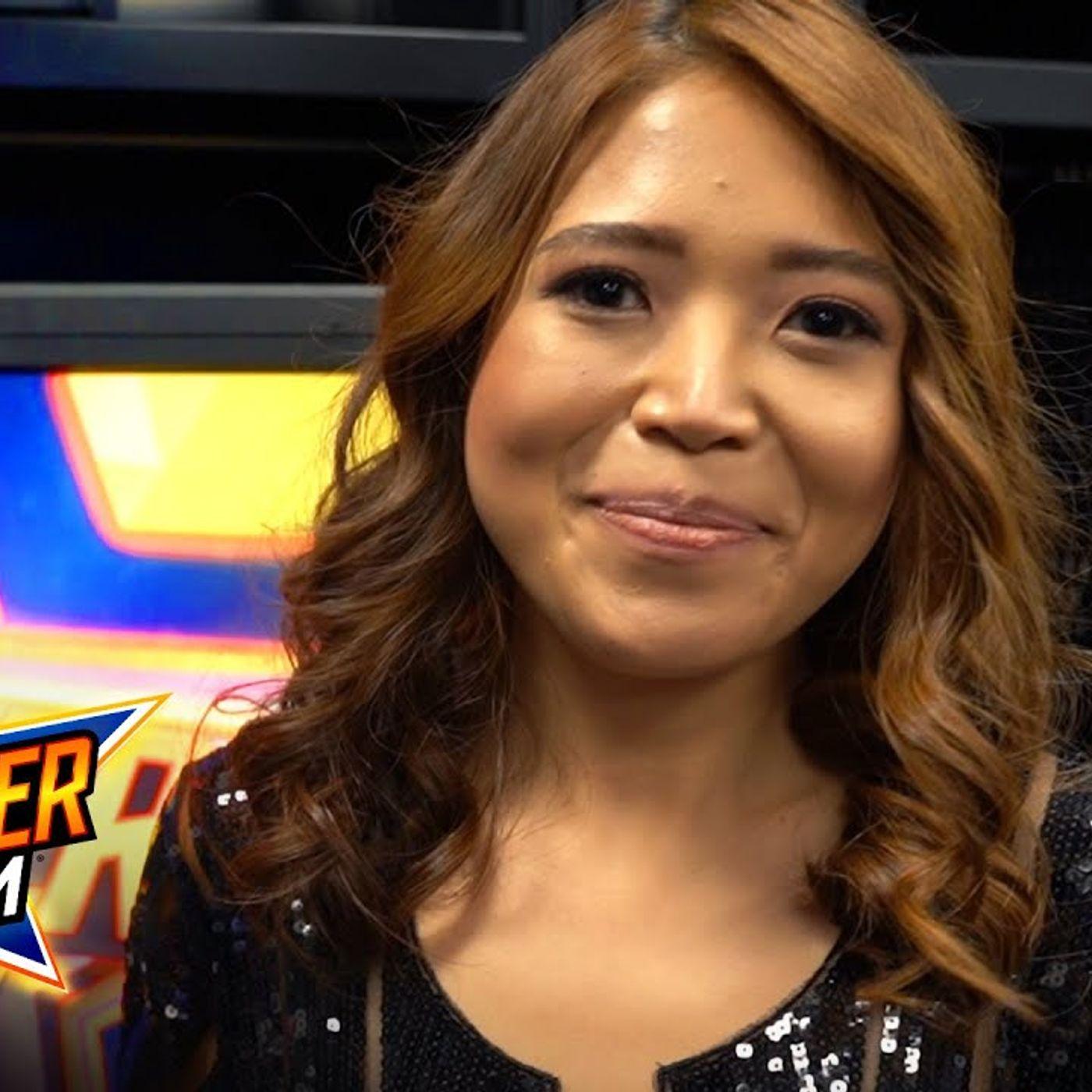 Interview with SummerSlam Ring Announcer Contest Winner - Raine Cruz