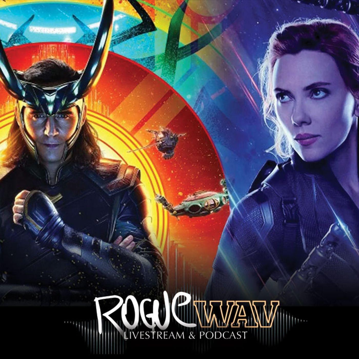 EP 69: Black Widow and Loki Season Finale Review