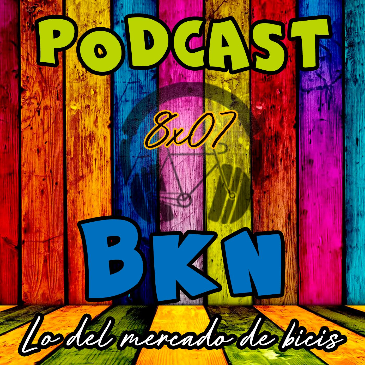BKN 8x07 Lo del MERCADO DE BICIS, el cretino y Oviedo On Fire