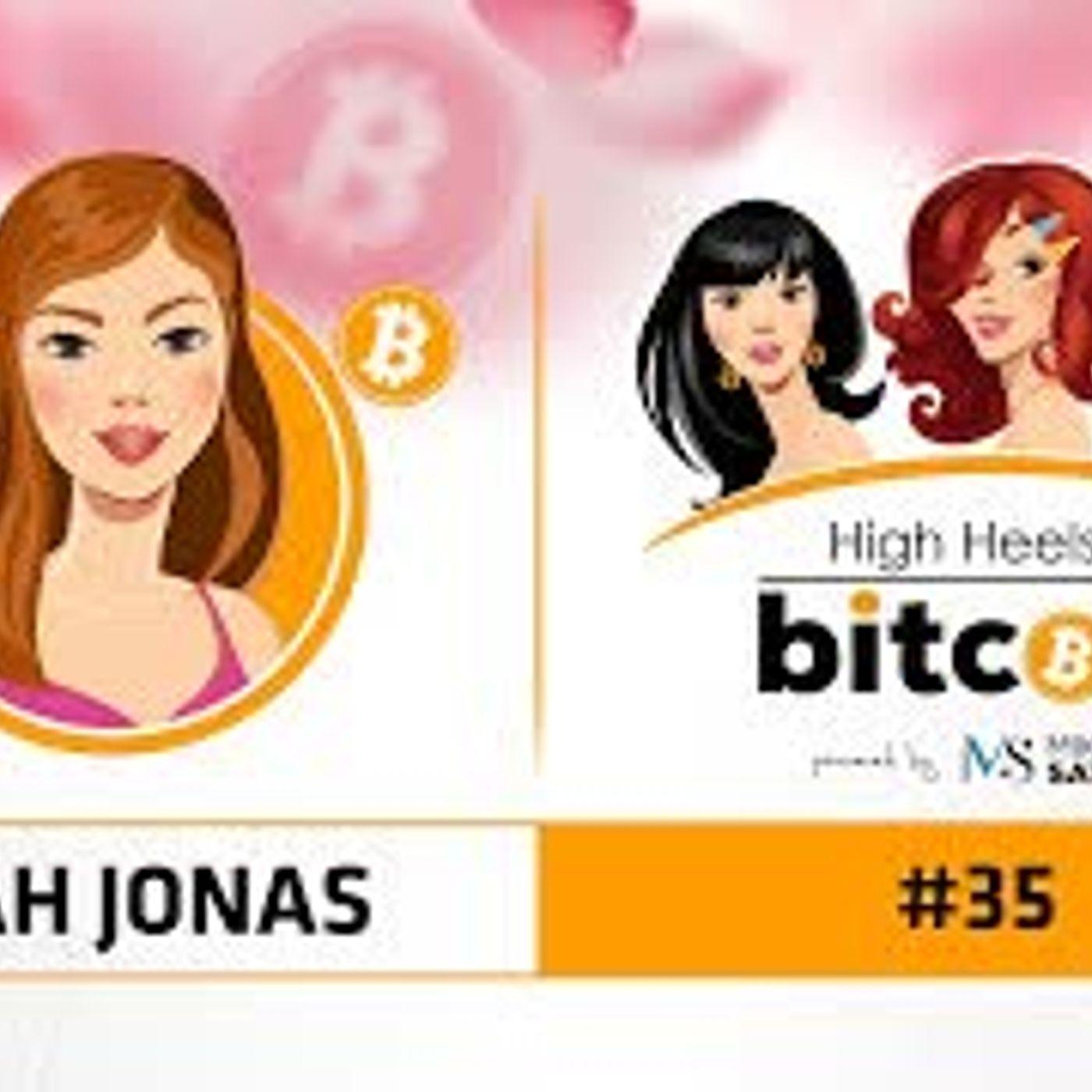 High Heels of Bitcoin #35 | Leah Jonas (Celsius Network)
